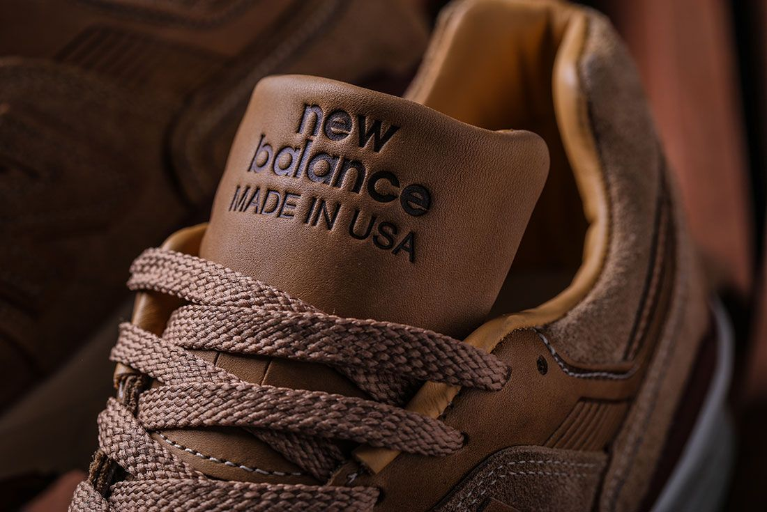 Red Wings Shoes New Balance 997 Sneaker Freaker 4