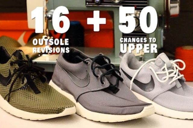 Making Of Nike Roshe Run