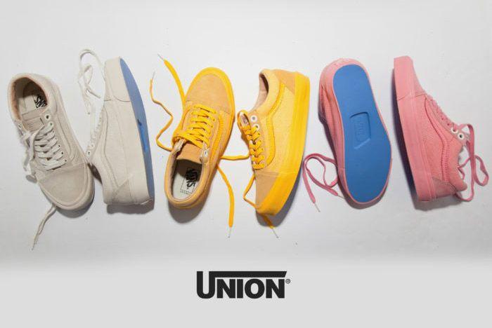 Union La Vans Old Skool Small