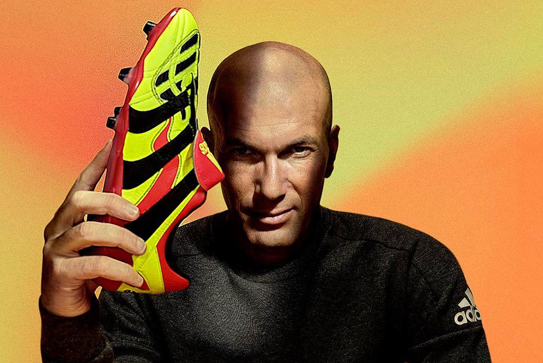 David Beckham Adidas Predator 9