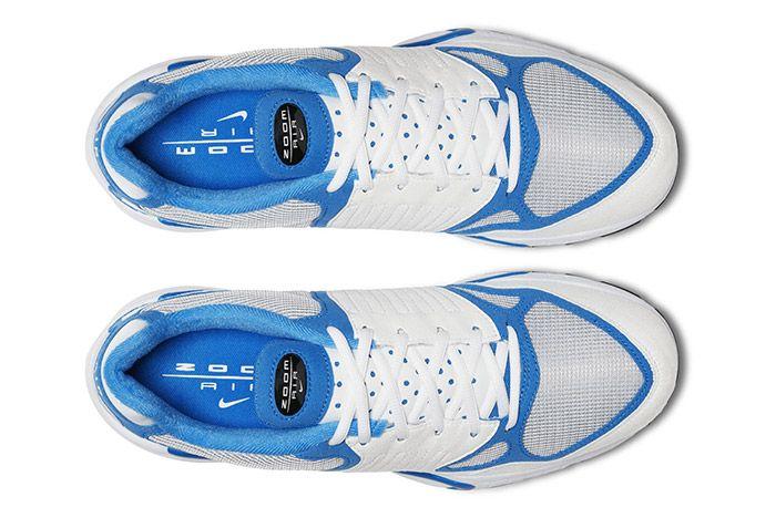 Nike Air Zoom Talaria White Blue 1