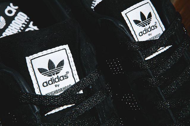 Adidas Originals X Neighborhood Fw14 Shelltoes 7
