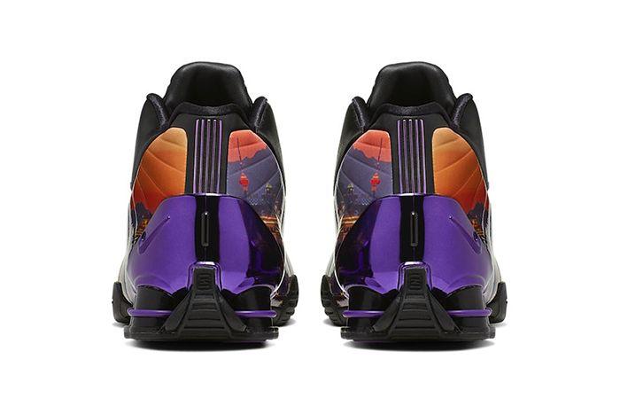 Nike Shox Bb4 China Hoop Dreams Release Date Heel