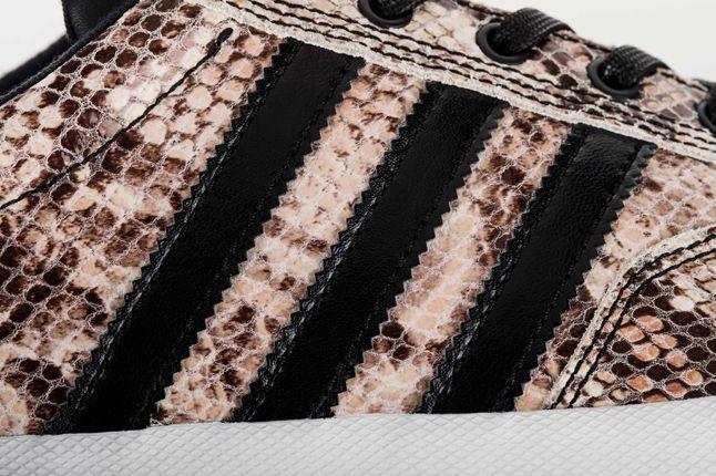 Adidas Mc Low Snake Skin Natural Midfoot Detail 1