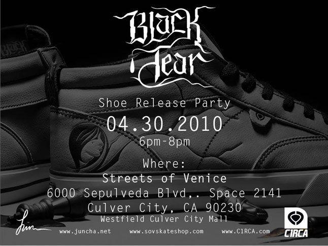 Black Tear Shoe Release 646 1