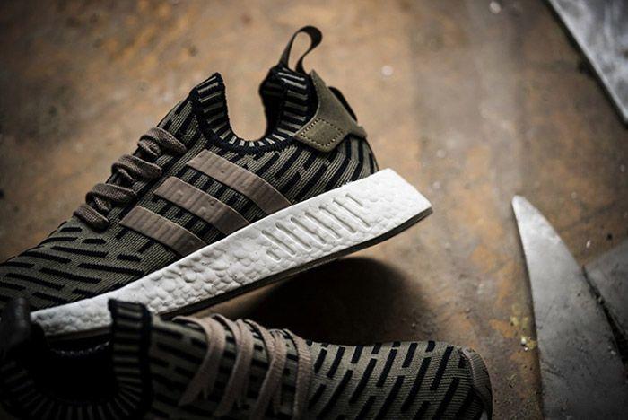 Adidas Nmd R2 On Foot 2