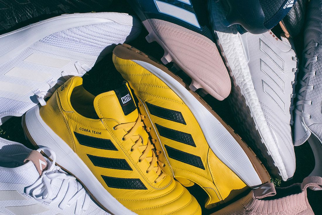Kith Adidas Soccer Collection 4