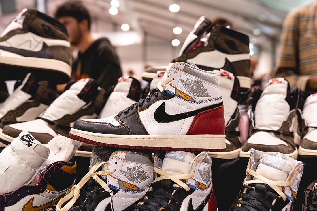 Sneakerness Paris Union