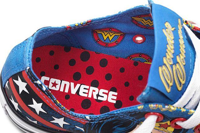 Dc Comics Converse Chuck Taylor All Star Wonder Woman 05 1
