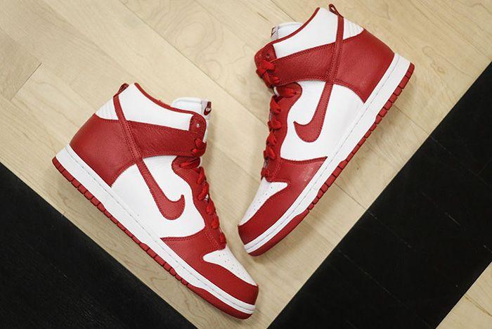 Nike Dunk High Be True 4