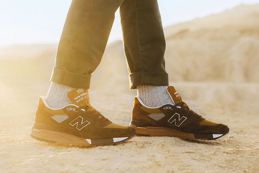 J Crew New Balance 998 National Parks 6