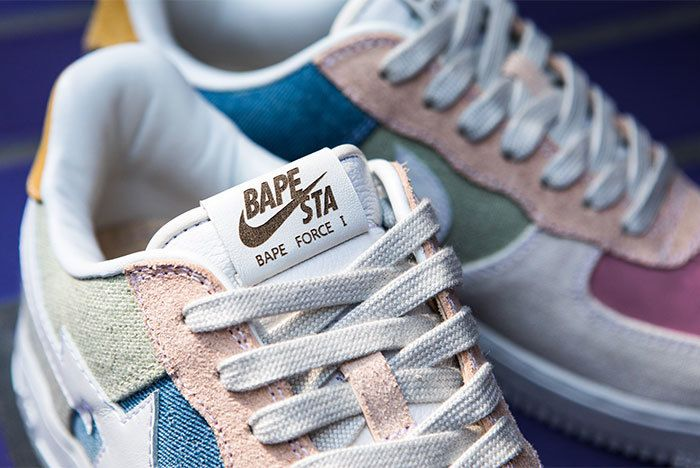 BespokeIND Craft Custom Nike 'Human