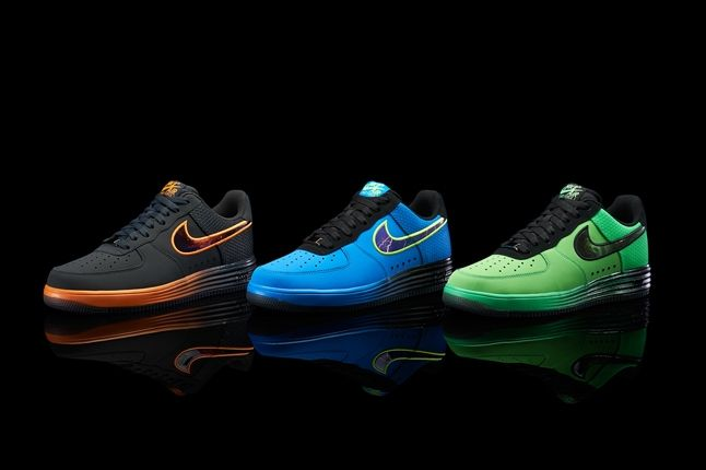 Nike Lunar Force One Superhero Pack 1