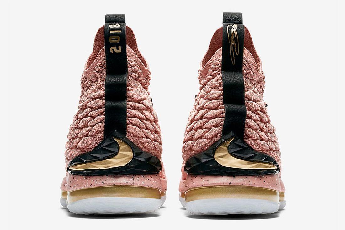 Nike Lebron All Star 15 Pink 2