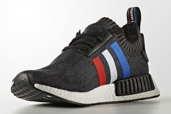 Adidas Nmd Pk Blue Red White Stripes Black 5