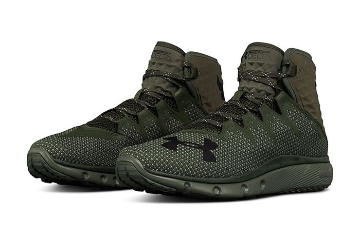 Under Armour The Rock Delta Release 2