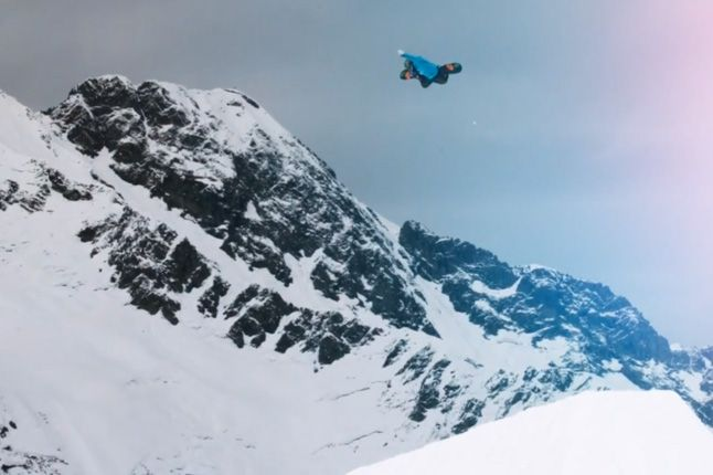 Nike Snowboarding Project Chapter 2 Brad Kremer Austria 1