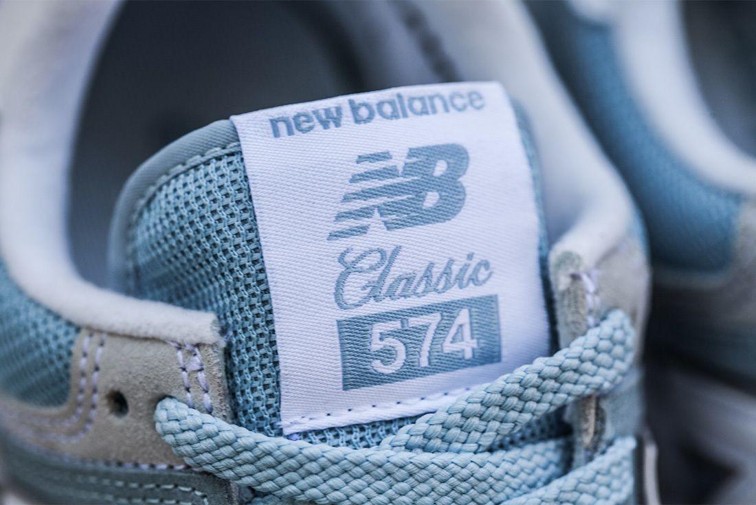 New Balance 574 Classic Pastel Pack Womens Sneaker Freaker 12