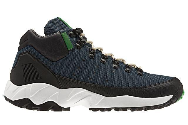 Adidas Torsion Trail Mid Navy Profile
