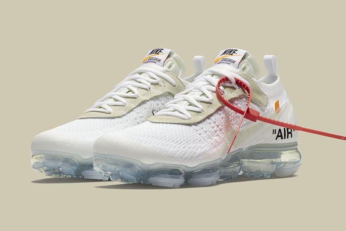 Off White X Nike Air Vapormax 6