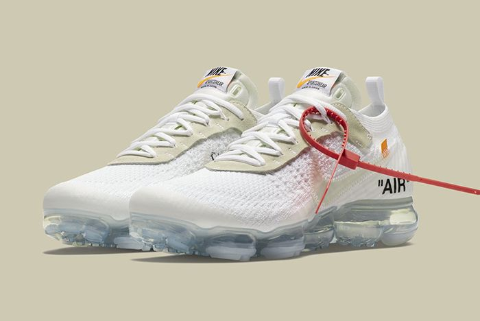 Off White X Nike Air Vapormax 6
