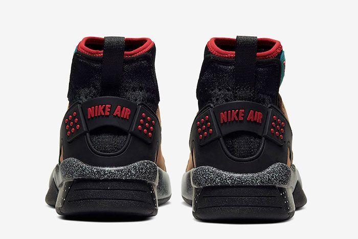 Olivia Kim Nike Air Mowabb Ck3312 001 Heel