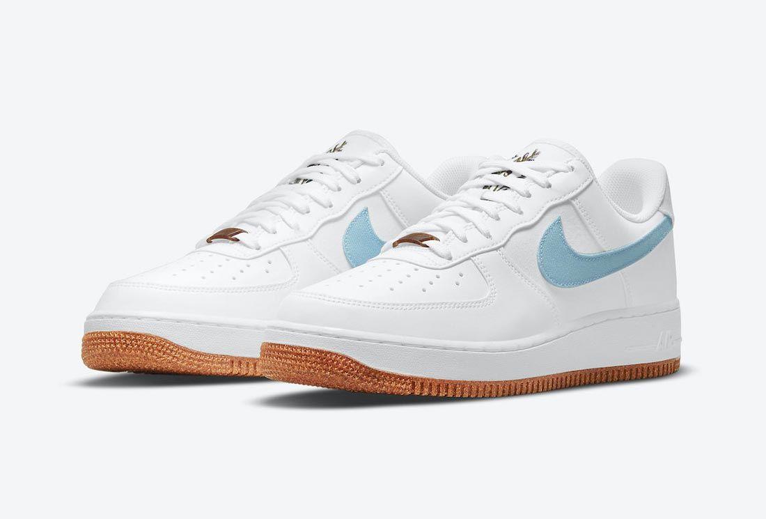 Nike Air Force 1 'Indigo'
