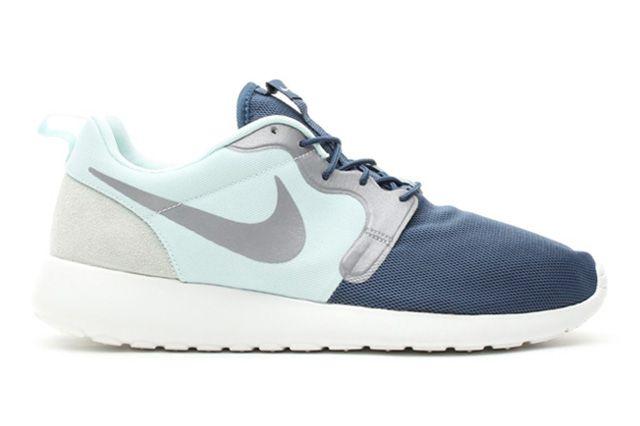 Nike Roshe Run Hyperfuse Fiberglass Blue 1