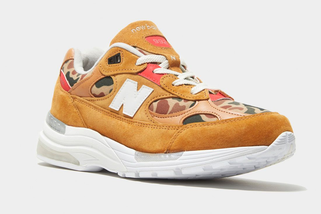 Todd Snyder x New Balance 992 From Away