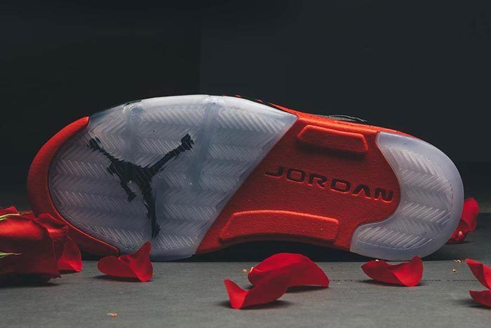 Air Jordan 5 Satin 2