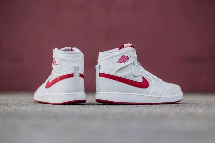 Air Jordan 1 Ko Varstiy Red 2