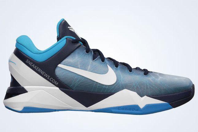 Nike Zoom Kobe Vii Shark 10 1