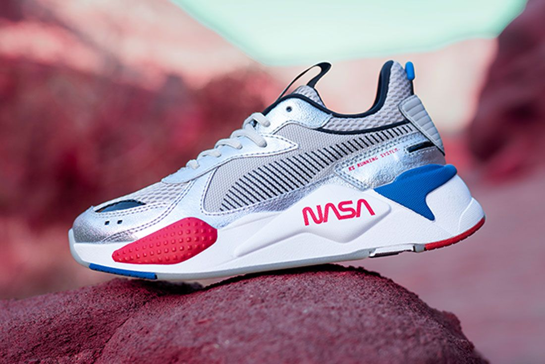 Puma Rs X Nasa Left