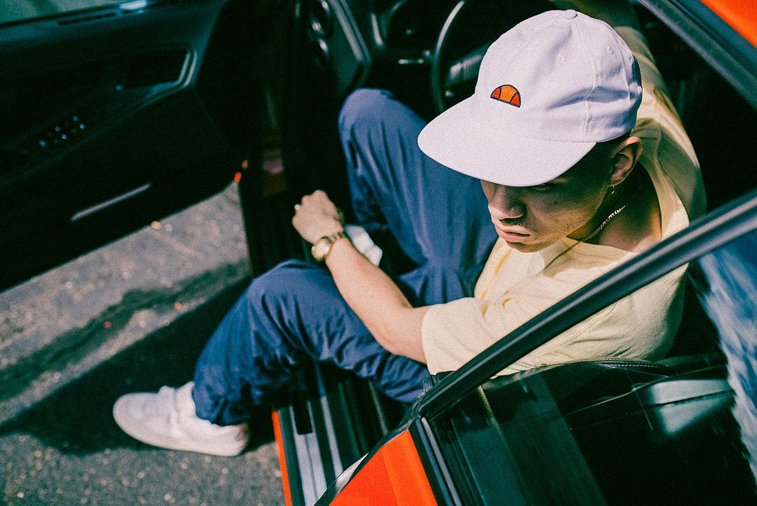 Ellesse Heritage Vinitziana Collection8