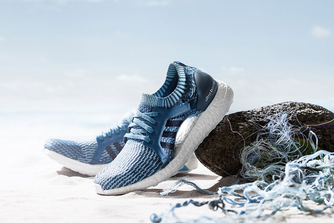 Parley For The Oceans Adidas Boost New 1