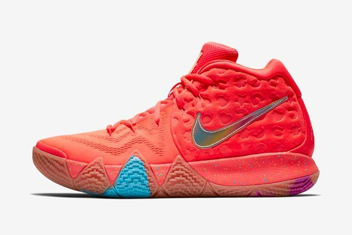 Nike Kyrie 4 Lucky Charms Release Date
