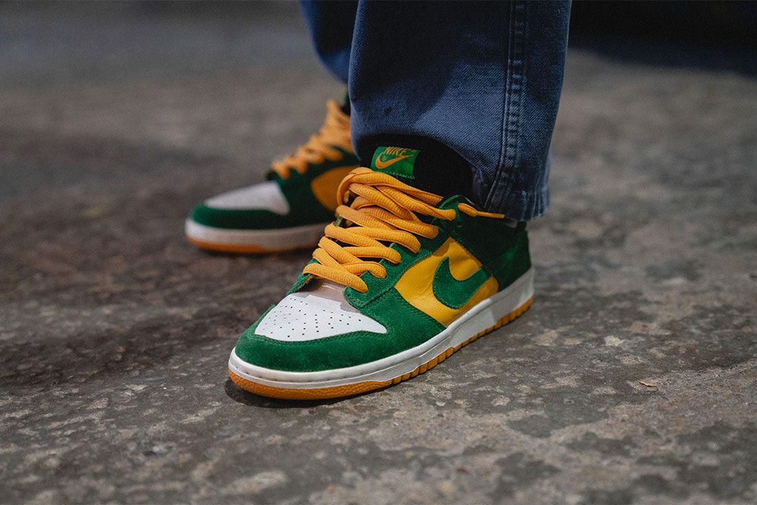 Sneakerness Milan Sneaker Freaker On Foot Shot4