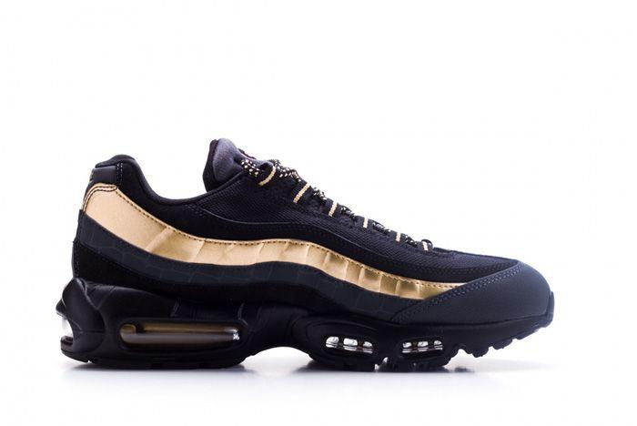 Nike Air Max 95 Premium Gold Strike 1