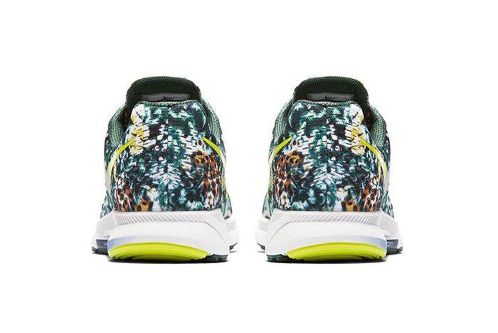Nike Air Zoom Pegasus 33 Brazil Rainforest Print1