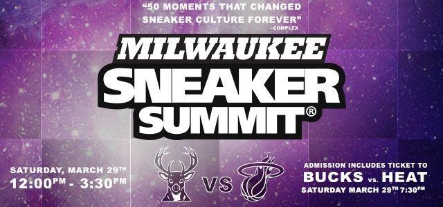 Milwaukee Sneaker Summit