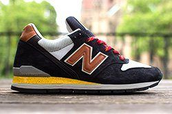 New Balance 996 Black Brown Thumb