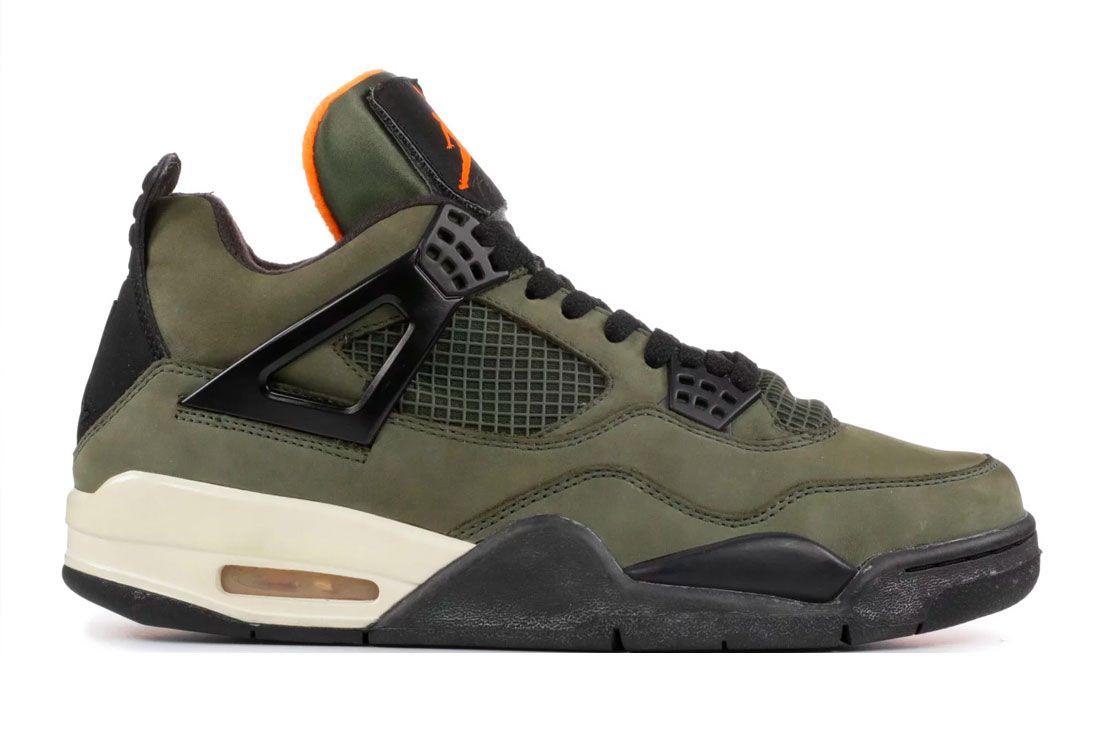Undftd Air Jordan 4 Right