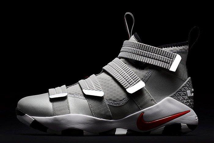 Nike Lebronsoldier 11 Silver Bullet 4