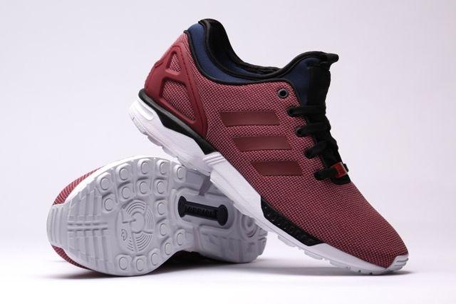 Adidas Zx Flux Nps Core Burgundy 4