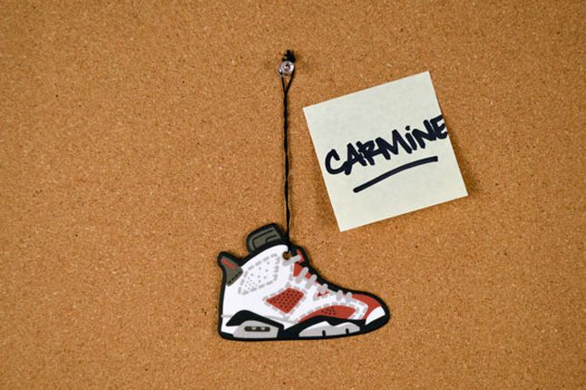 Fresh Air Jordan 6 Carmine Deadstockva 1