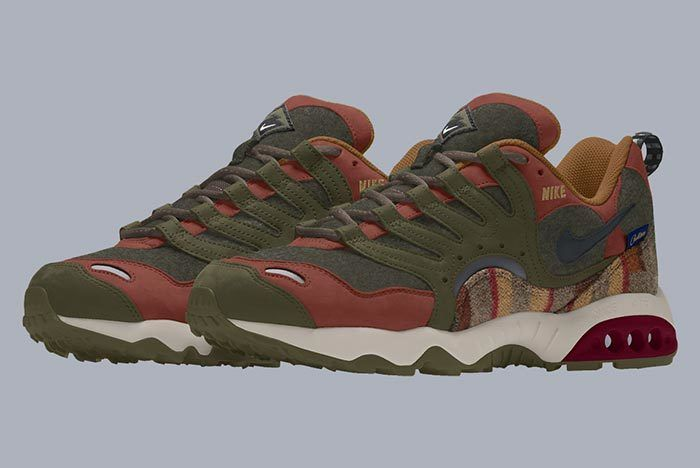 Nike Air Terra Humara Pendleton Painted Hills