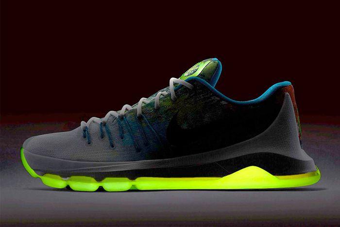 Nike Kd8 N7 2