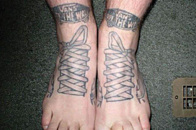 Vans Feet 1