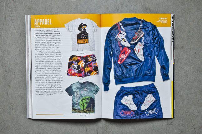 Sneaker Freaker Issue26 Troop Tracksuit 1