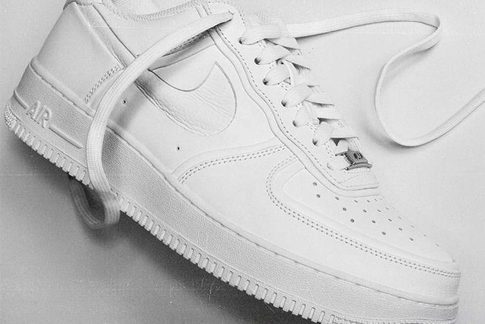 John Elliott Nike Air Force 4